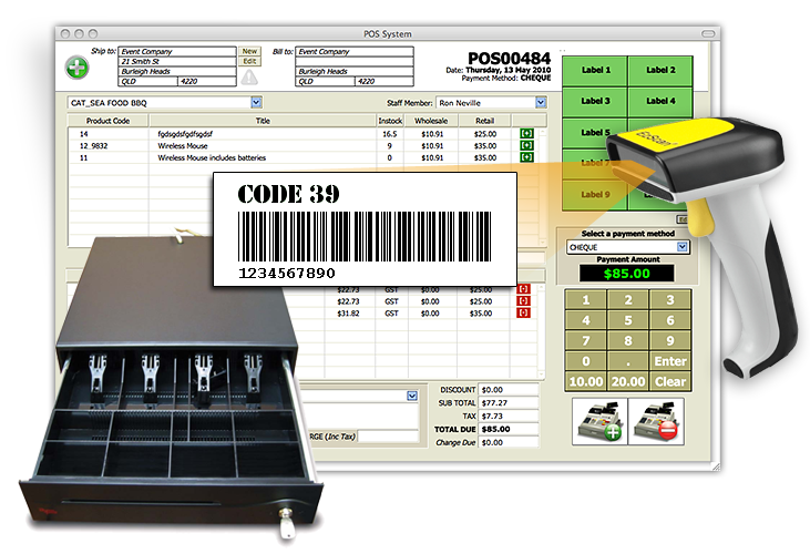 POS inventory software