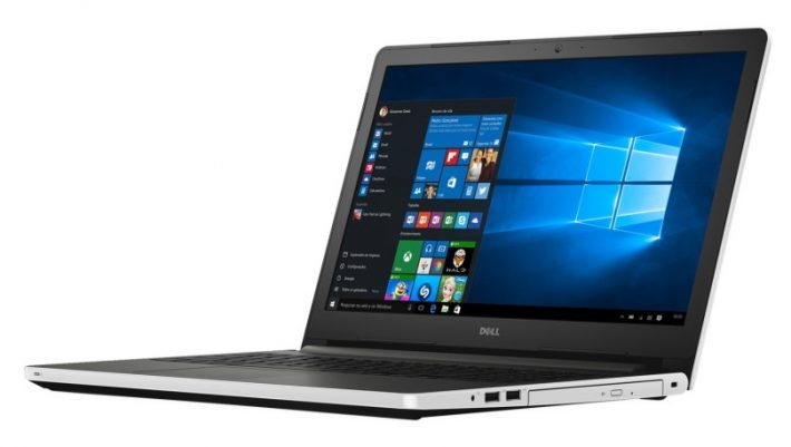 Dell Inspiron 14 i5458-6001SLV Laptop