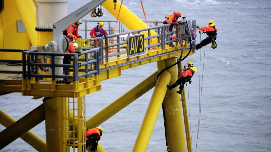 UK Offshore Health & Safety