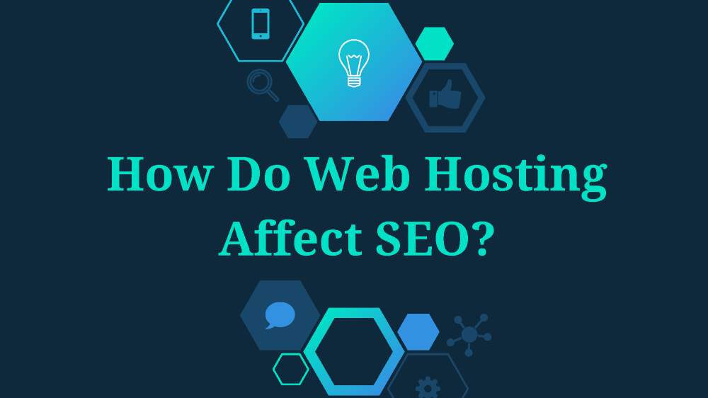 web hosting affect seo