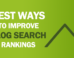 Improve SEO for Your Blog