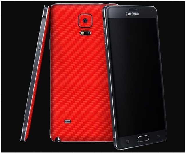 Galaxy Note 4 Skin