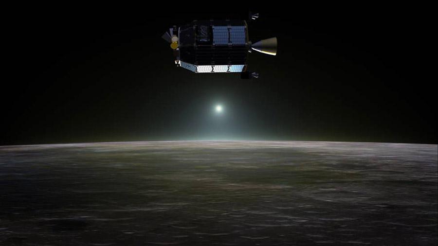 Moon-Atmosphere