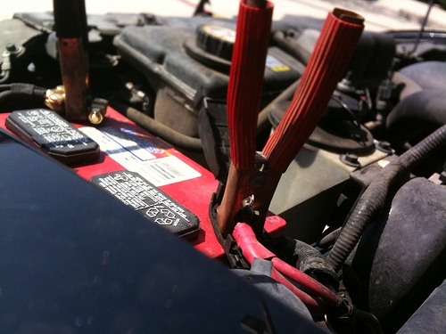 How to Jump a Dead Battery