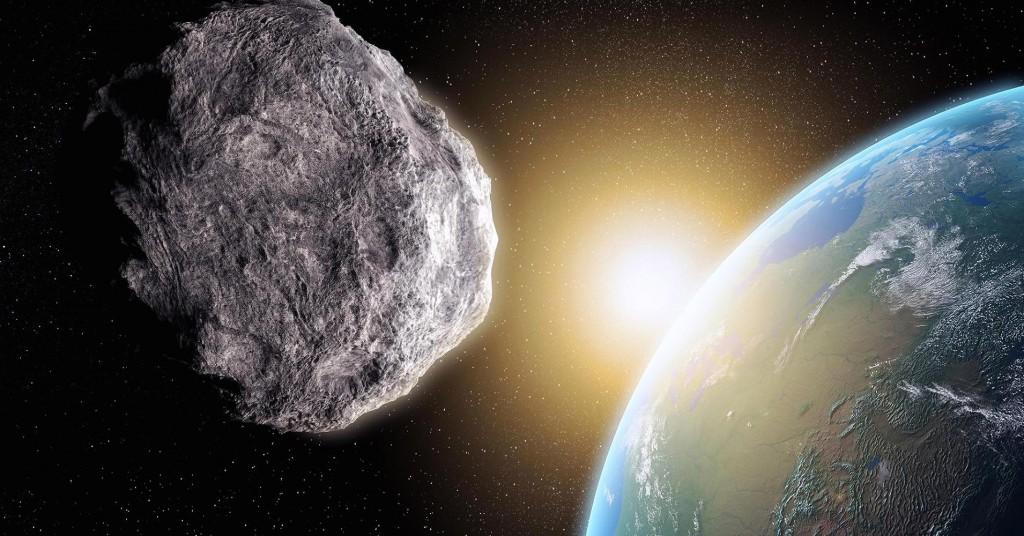 NASA Threat Of Life Asteroids