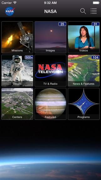 The NASA App