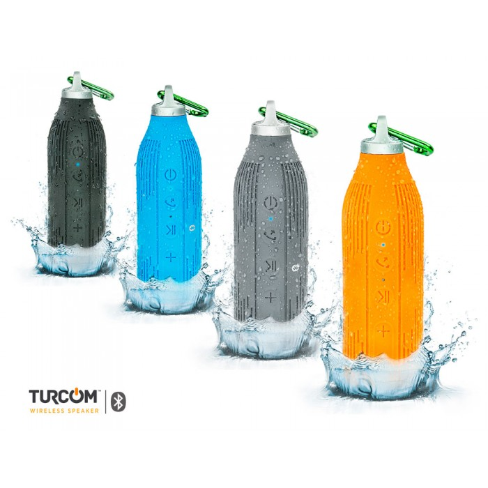 Turcom TS-471 SeaShell Wireless Bike Speaker