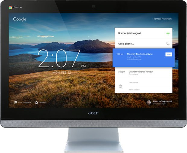 Chromebase CA24V