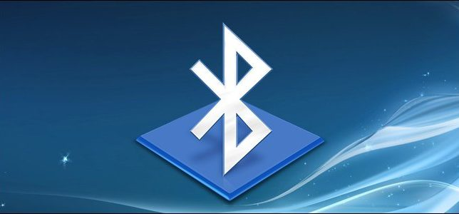 Bluetooth technology to connect devices