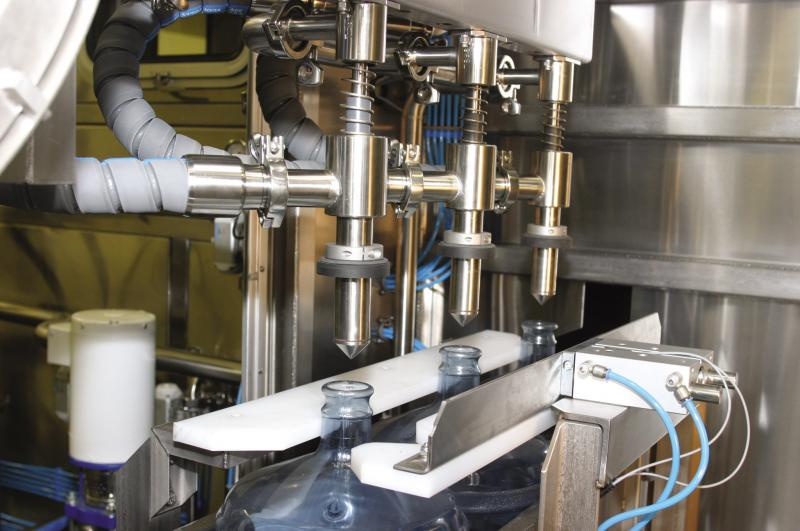 How Food Industries Use Hydraulic Systems
