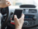 The fight against using mobile phones behind the wheel