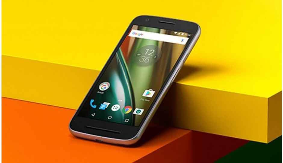 Moto E4 Smartphone