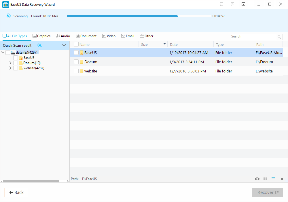 EaseUS free software