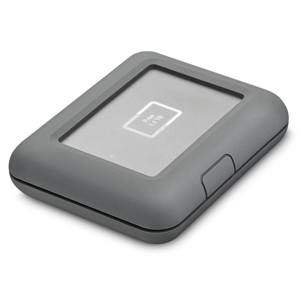 LaCie DJI Copilot Portable Hard Drive