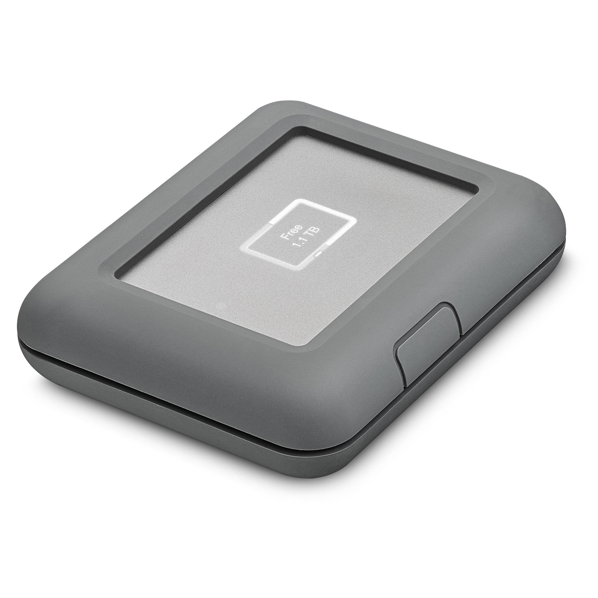 LaCie DJI Copilot Portable Hard Drive