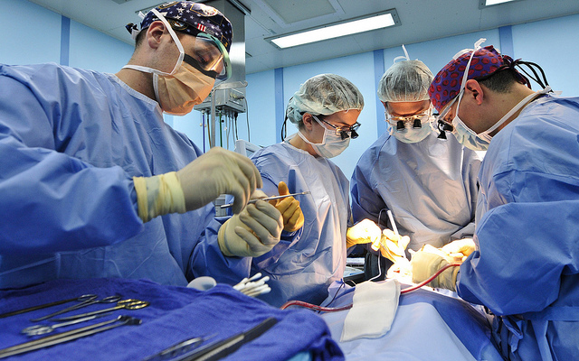 Surgical Devices Used in the Operating Theater