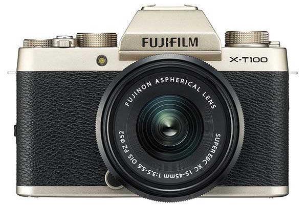 Fujifilm X-T100 Mirrorless Camera