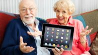 Elderly At Using Technology