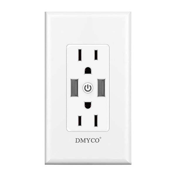 Dmyco WiFi Smart Wall Outlet, Dmyco WiFi Smart Wall Outlet Design, Dmyco WiFi Smart Wall Outlet Features, Dmyco WiFi Smart Wall Outlet Price