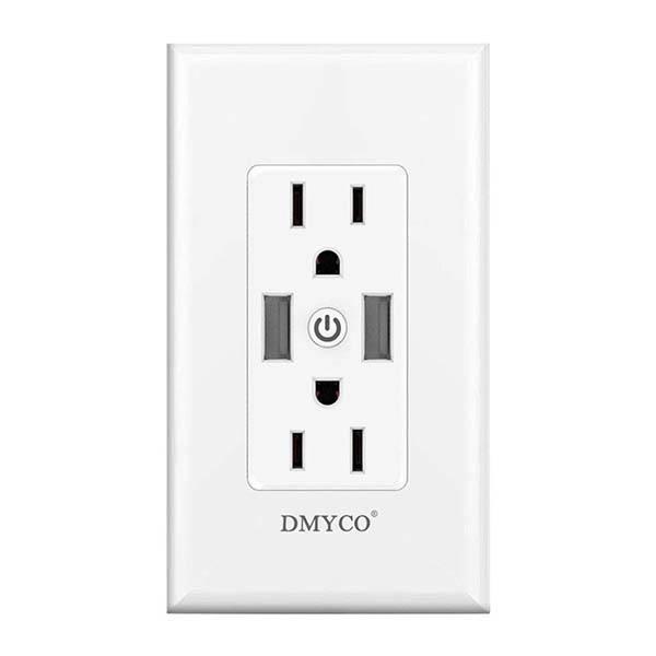Dmyco WiFi Smart Wall Outlet, Dmyco WiFi Smart Wall Outlet Design, Dmyco WiFi Smart Wall Outlet Features, Dmyco WiFi Smart Wall Outlet Price