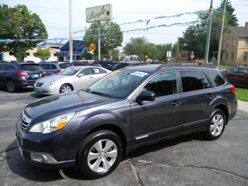 Used Vehicle Shopping
