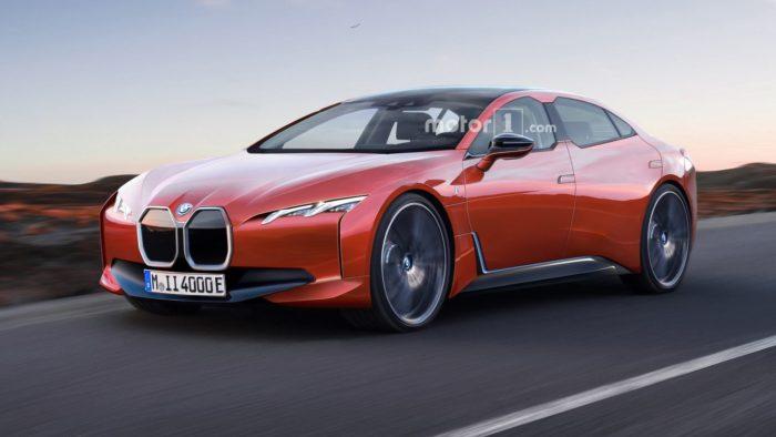 2021 Electric BMW i4