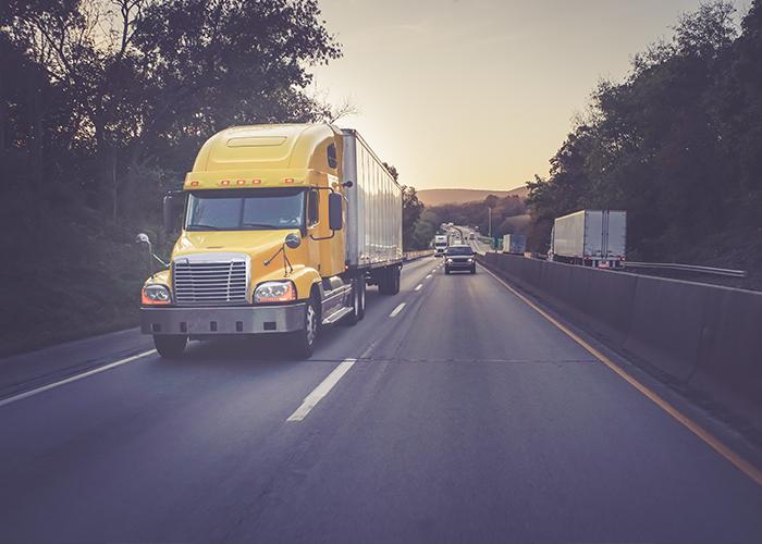 Truckers in an Emergency