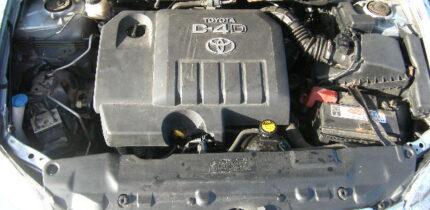 Novice Diesel Engine